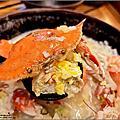 【新北】大碗名物 螃蟹粥