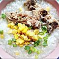 【生活】玉米排骨粥