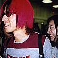 1998 SUGIZO訪台