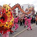 2014苗栗舞龍點睛儀式