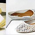 ZARA 六月第二週 平底鞋款