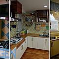 廚房流理台的設計....