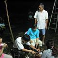 2007/06/17 花蓮‧第二日‧除草勞動 & 石板烤肉
