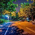 夜之亞洲大學