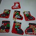 【PG小班】創意美術:聖誕襪