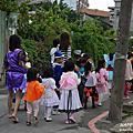 【School】萬聖討糖遊行