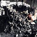 馬來西亞霹靂州十八丁炭窯