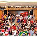 [USA] Fulbright Orientation & Conference