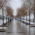 武漢步行街及江灘