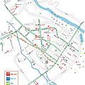 台東旅遊景點及美食地圖