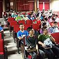 受邀台中一中通識人文講座 帶著相機去旅行 攝影講師吳鑫