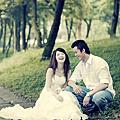 【自助婚紗】Andy & Joanna - 20130420