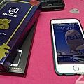 大台中清水沙鹿iphone 6 plus維修螢幕破裂加購鋁框