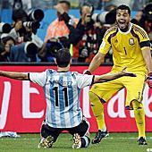 Romero撲兩球 阿根廷PK勝出