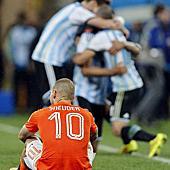荷蘭PK賽失利
