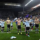 阿根廷闖冠軍賽