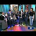 Mandy Moore and Shane West interview on TRL A Walk To Remember part 2.flv