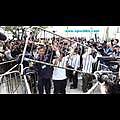 金鐘中信大廈雨傘佔領區的禁制令清場和平進行