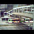 20100319-9 品川車站外面-到東京入管的公車之無意間拍下的三秒復古影片