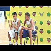 [全影音]2013林書豪籃球訓練營結訓日
