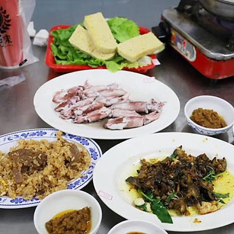 羅東夜市美食『台灣沙茶』熱炒/火鍋/人氣美食/菜單