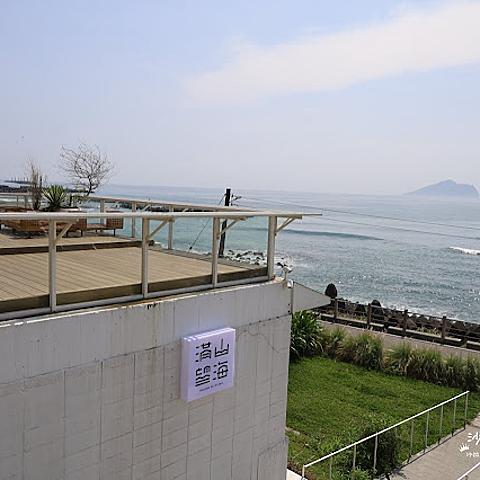 宜蘭頭城『滿山望海』頭城最夯咖啡廳/龜山島海景