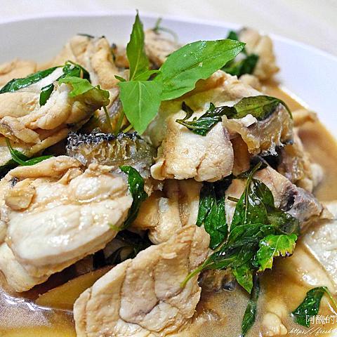 三杯魚片,營養下飯的料理,10分鐘快速完成。