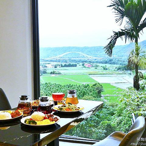 【桃園美食】大溪隱花園咖啡廳,秘境景觀餐廳等您來品味、嘗鮮。