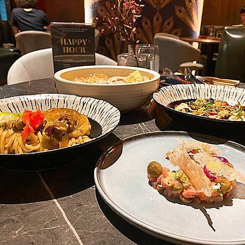 [台北食記] 與家人朋友享受夜晚聚餐 台北東區餐酒館 MAMASANG Taipei