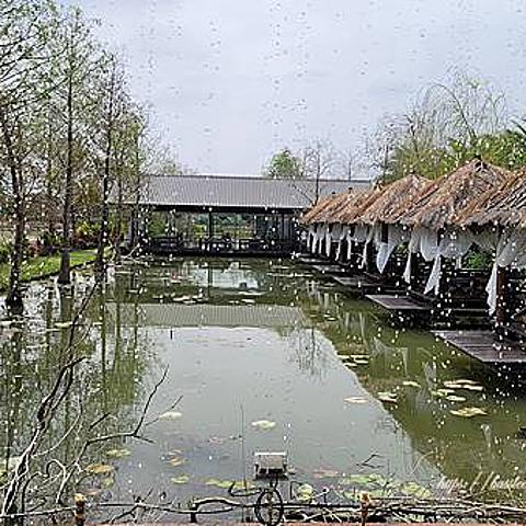 屏東峇里島-水明漾活蝦景觀餐廳