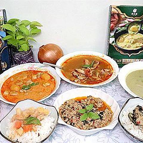大溪美食|我的菜|我的菜料理包|不加一滴水|泰國阿姨監製正宗泰式典|泰式料理包|泰式經典料理|泰式料理|忘不了打拋豬|初