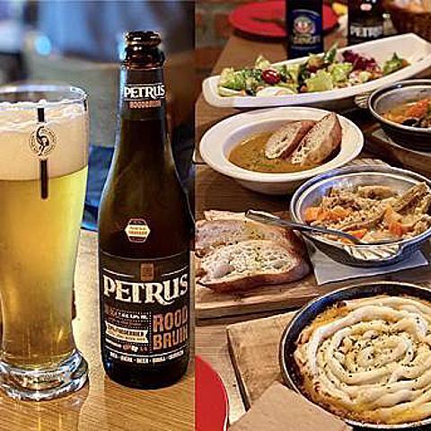 [大安區美食] ABV地中海餐酒館-世界精釀啤酒餐廳 美味的地中海料理 2021新菜色 #台北東區國父紀念館站美食 @蛋寶趴趴go