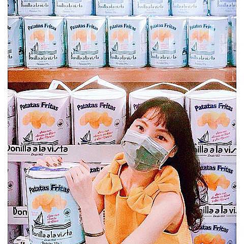 [零食開箱] 韓國藝人 & IG 網紅們 推薦的精品級 西班牙油漆桶洋芋片 台灣終於也引進了 !