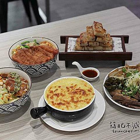  彰化 員林 每食Lagom-特色焗烤粥品,自製港式蘿蔔糕,甜品還有芋頭西米露跟楊枝甘露