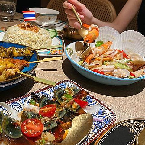 新竹食記-wenwen吃美食-汰汰熱情酒場 台北知名泰式餐酒館在竹北插旗啦 氣氛餐點都很棒 聚餐首選~~