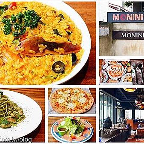 【食記】桃園餐廳墨尼尼義大利餐廳桃園國際店,空間寬敞餐點選擇多的桃園寵物友善餐廳