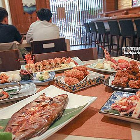 【雲林、虎尾】山禾日本料理-必吃推薦職人料理(握壽司、定食)