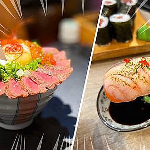 【台南日本料理/生魚片】【中西區】花火日本料理 內用開啟新品強勢回歸 在地人帶路!別說你還沒吃過 爆炸滿牛舌丼