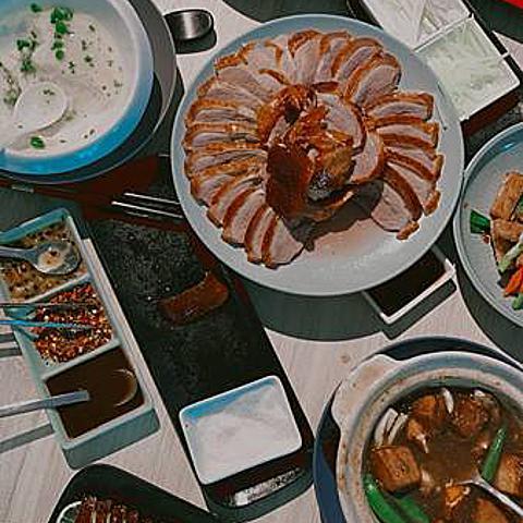 (桃園美食)王品旗下唯一烤鴨品牌,享鴨XIANG DUCK桃園同德店(附菜單)