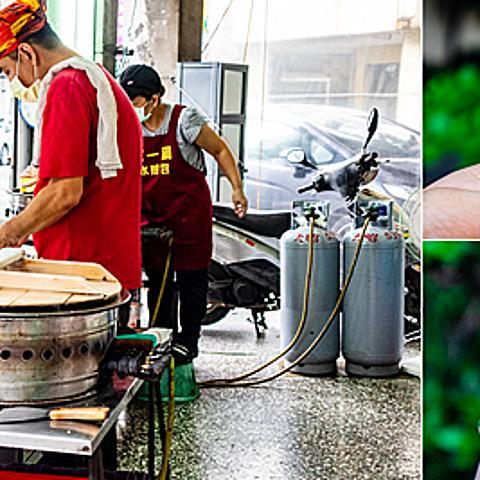 下一鍋水煎包 X 14元銅板小吃 超人氣水煎包大量高麗菜內餡 濃郁麻油香氣飄香四溢 人潮多到常常賣完啊