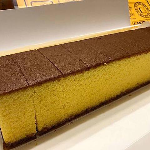 日本美食【福砂屋】1624年開業至今,接近400年的超級老店,九州必買伴手禮,超!好!吃!的長崎蛋糕,濃郁的雞蛋香配上底