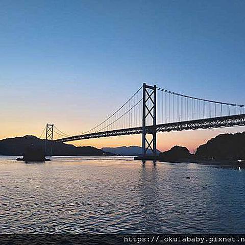 [廣島]走吧!再次去島波海道騎車吧! 讓時間慢下來也不錯