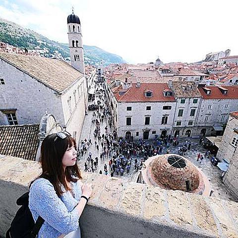 【2019克羅埃西亞、斯洛維尼亞】杜布羅夫尼克(Dubrovnik)-自由行五個景點推薦 行程規劃
