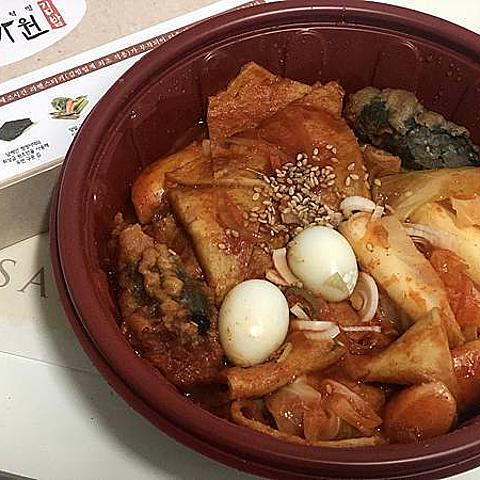 超想念的韓國滋味~瑞家元紫菜飯捲!