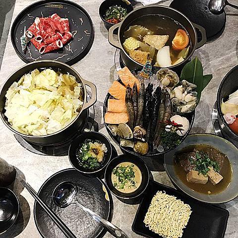 【雲林食記】鍋布峒和牛鍋物