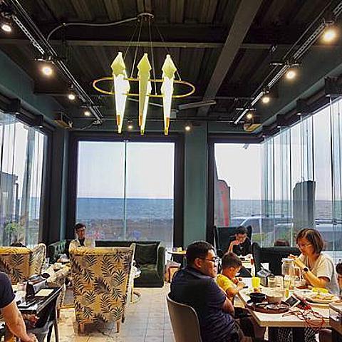 [屏東] 枋寮 椰們餐旅-枋寮海景餐廳 人氣景觀餐酒館超chill
