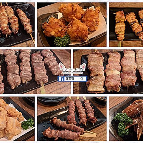 【美食】西門町的日本味 隆次郎燒鳥串燒居酒屋