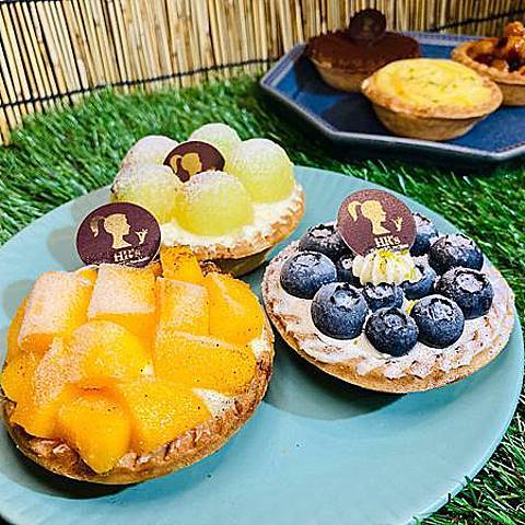 【HR's bakery piazza mano】台東超美味水果塔,檸檬塔香氣與酸度更是令人難以忘懷