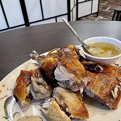 桃園大溪-脆皮多汁甕仔雞聚會餐廳-天賜佳雞