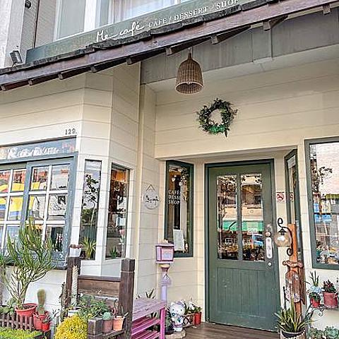 ୨୧食記-嘉義市 Mei cafe美小舖咖啡.結合下午茶與雜貨舖的美式鄉村溫馨風